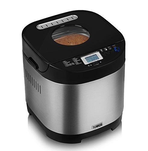 Although It S Called A Gluten Free Bread Maker This One From Tower Isn T A Specialist Bread Machine At All And Only Comes With One Programme For Gluten