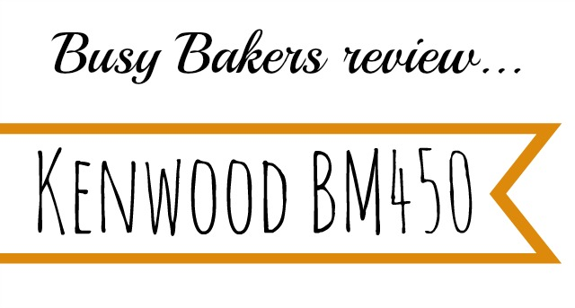 Kenwood BM450 review