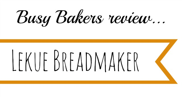 Lekue bread maker review