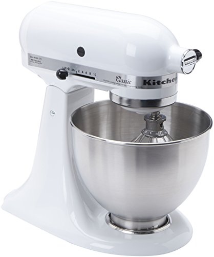 the kitchenaid stand mixer is definitely at the top end of the mixers that are available u2013 both in style and in price they are a much coveted item with - Kitchenaid Mixer Best Price